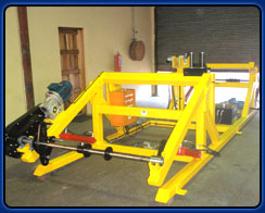 5 Ton Coiling Amp Winding Machine Cable Coiling