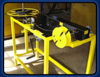 Manual Bench Coiling Machine - thumb
